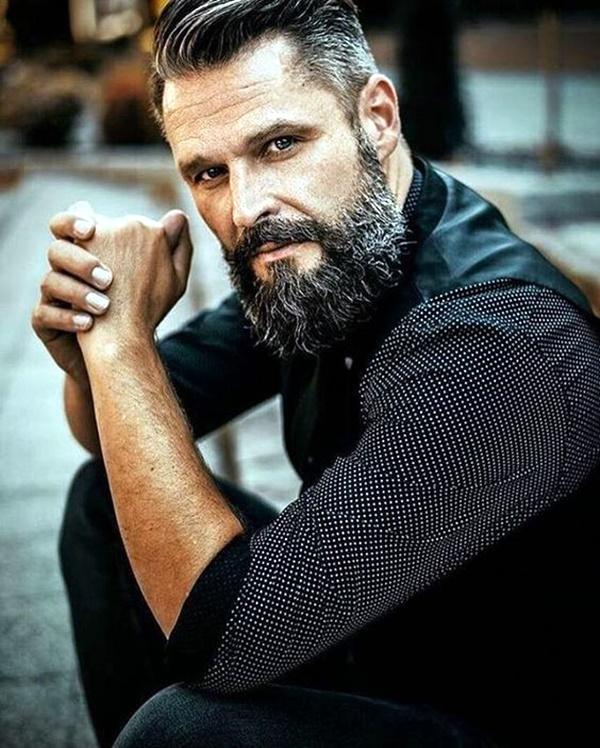 45 Sexy Mens Facial Hair Styles | Best Beard Styles