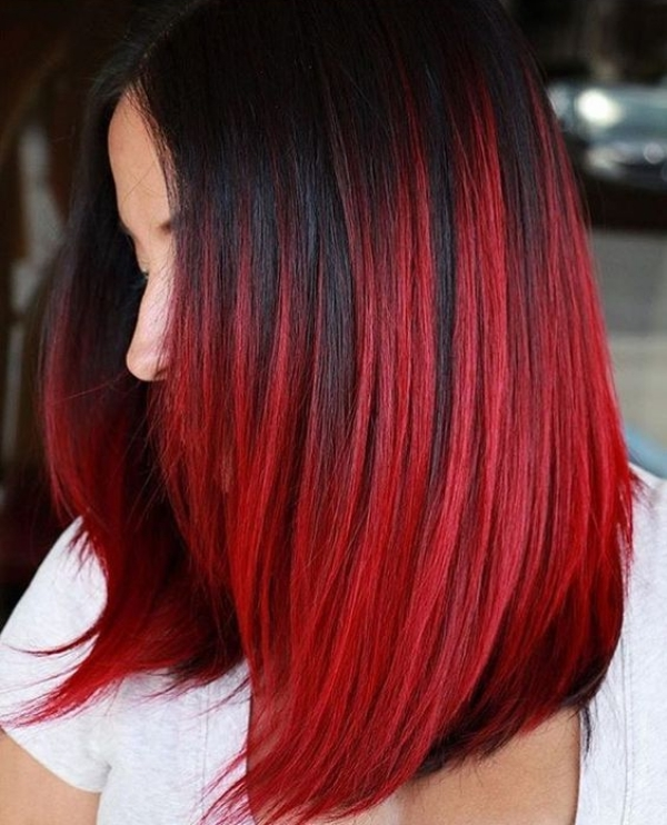 Reasons To Dye Red 10 Different Shades Of Red Hair Color