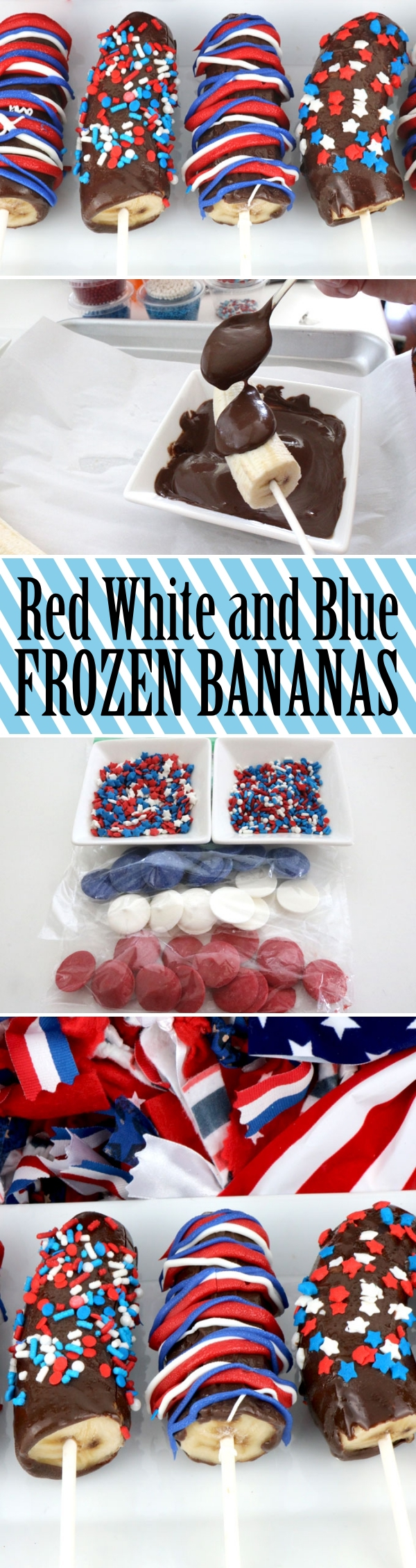 4th of July Food and Desserts Recipes3