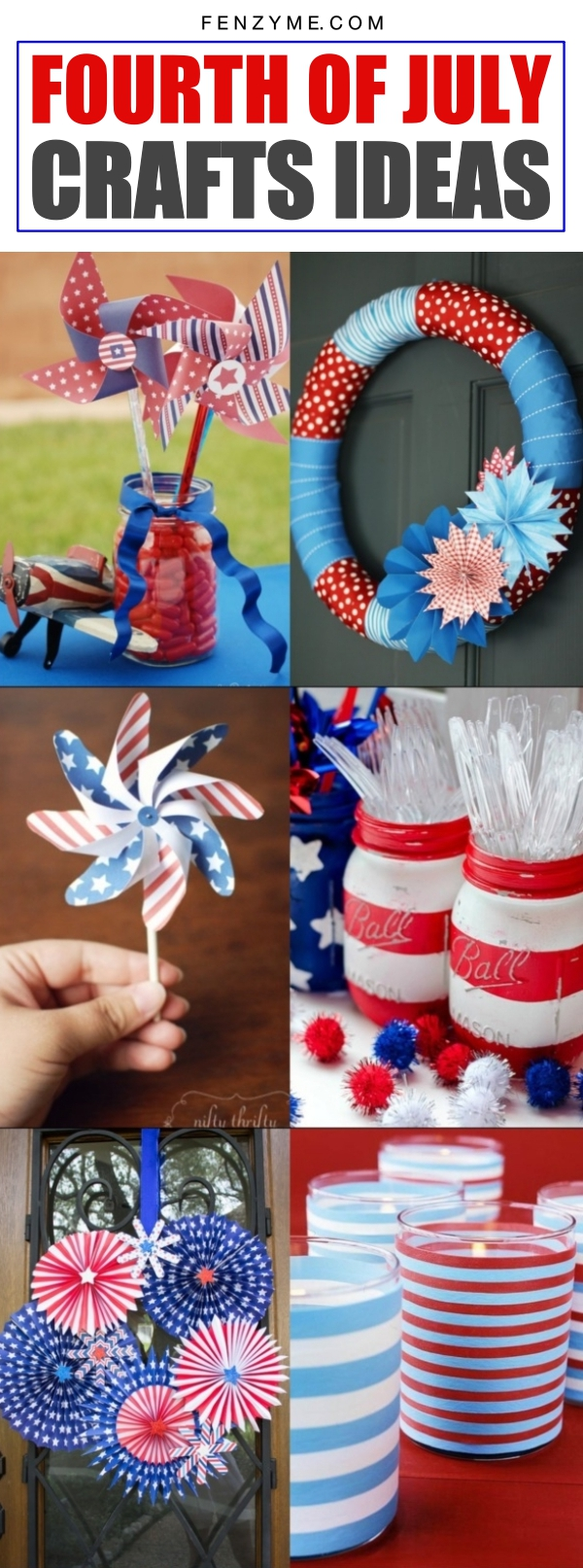 Fourth of July Crafts Ideas