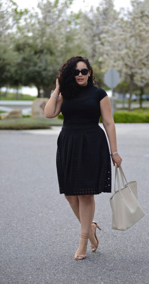42 Casual Work Outfits For Curvy Women In 2017