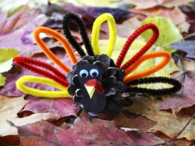 30 Easy Thanksgiving Crafts Ideas For Adults To Try