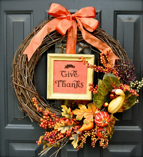 Ideas For Thanksgiving: 30 Easy Thanksgiving Crafts Ideas For Adults To Try