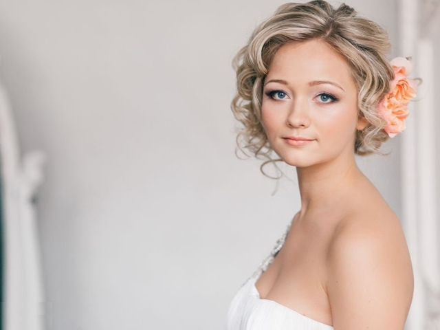 30 Timeless Wedding Hairstyles For Short And Medium Hair