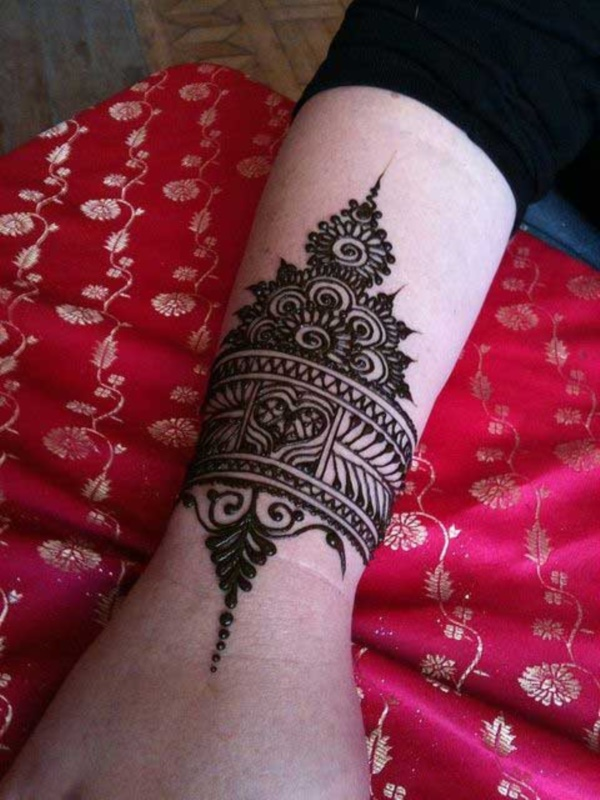 Henna For Women: 42 Beautiful Henna Tattoo Designs For Women To Try