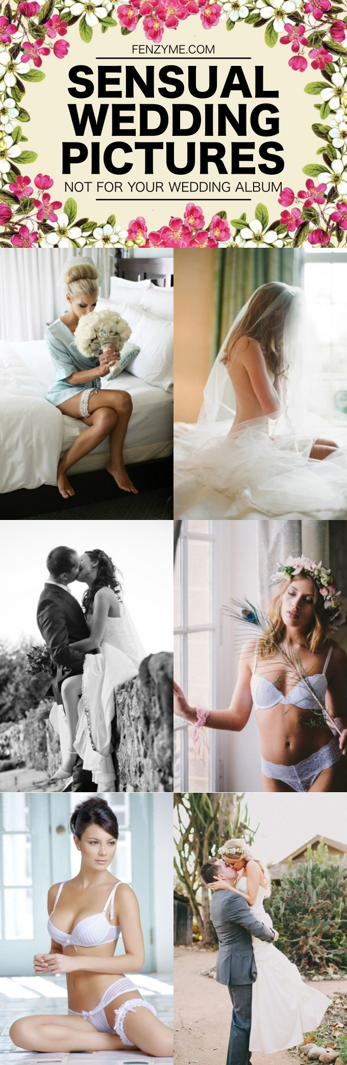 sensual wedding pictures not for your wedding album