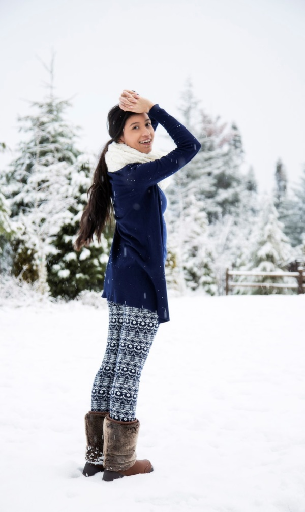 What To Wear In The Snow | 40 Warm Snow Outfit Ideas