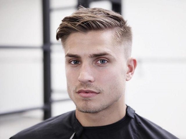 42 Cool And Short Hairstyles For Men 2018