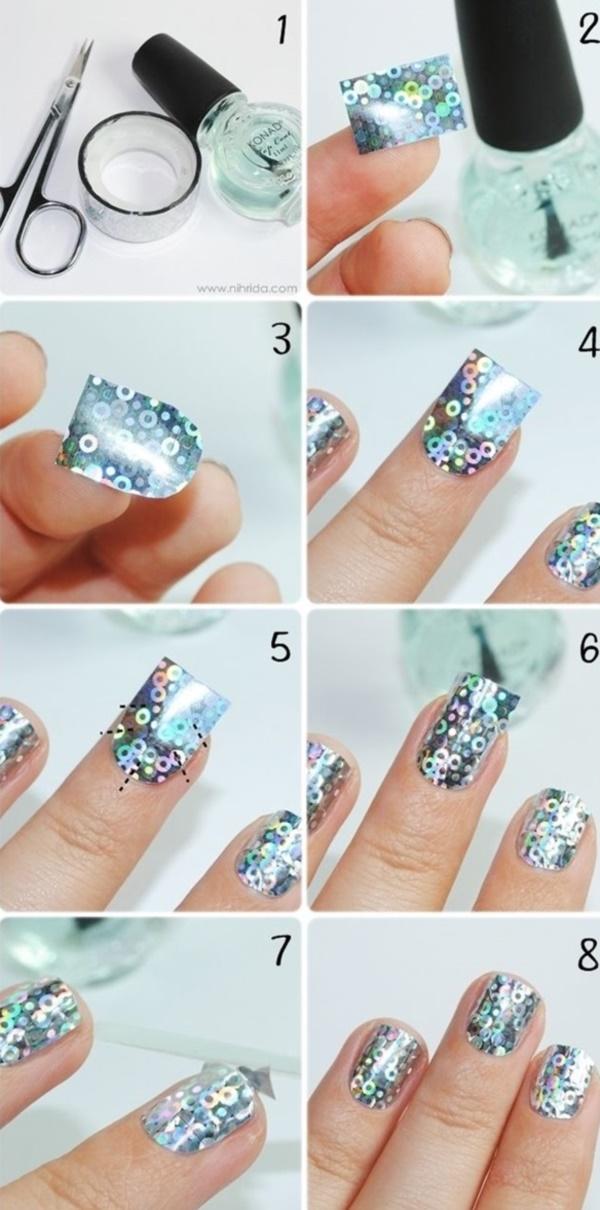 Easy DIY Nail Art Designs