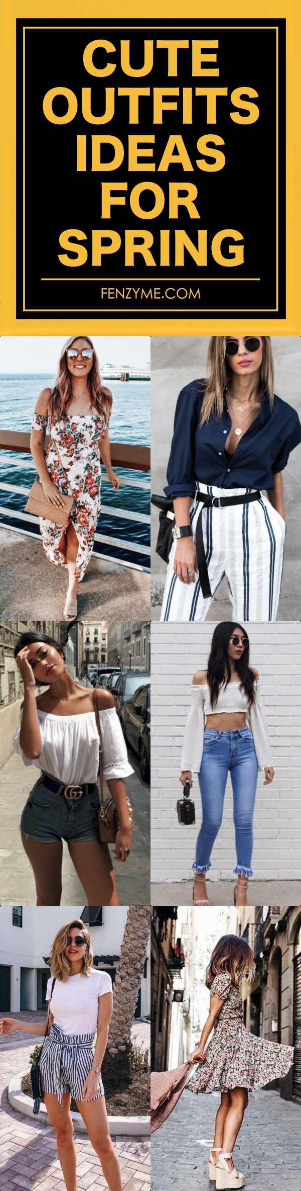 Cute Outfits ideas for Spring