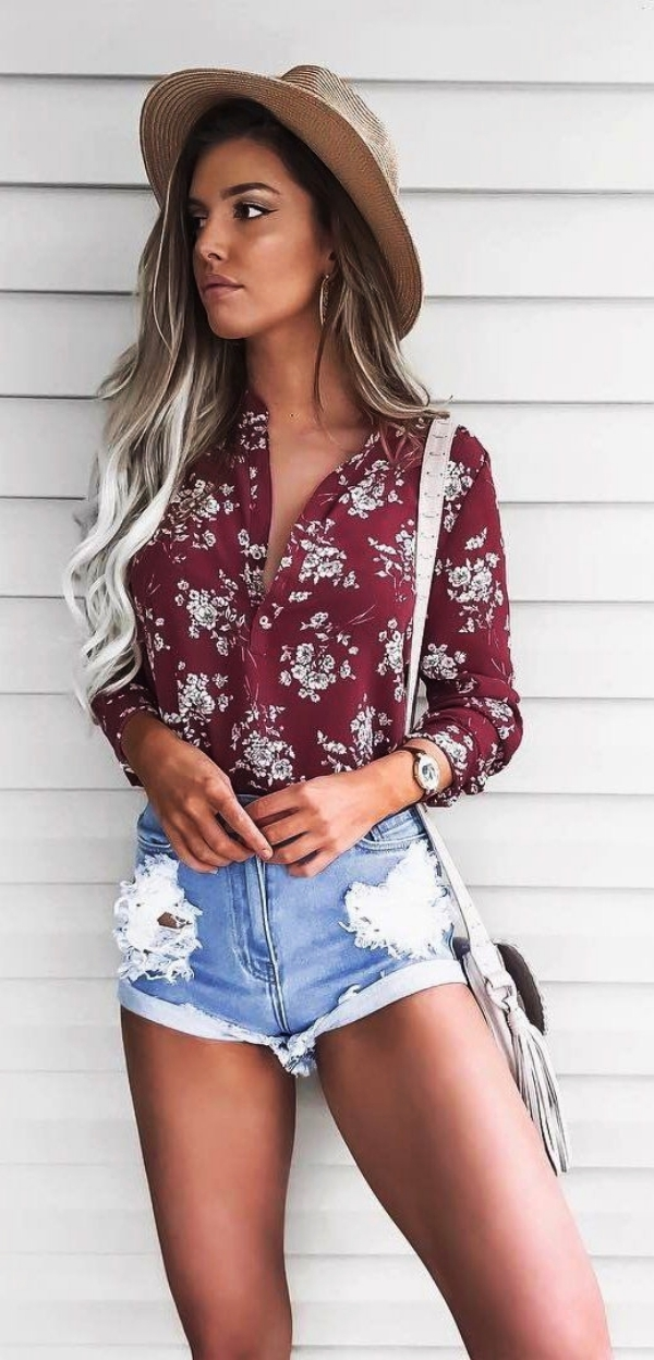 Cute Summer Outfits for Every Day of the Month