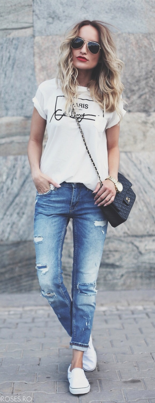 pretty-outfits-ideas-using-a-white-tee