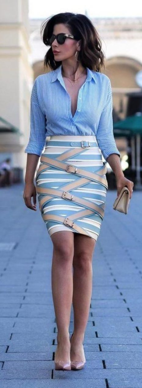 professional-skirt-outfits-for-work