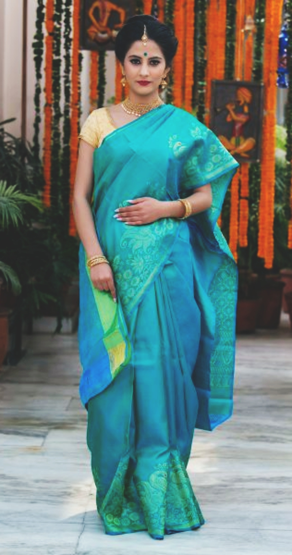 The uniqueness of Indian wedding Sarees: Exclusive Silks of Finery ...