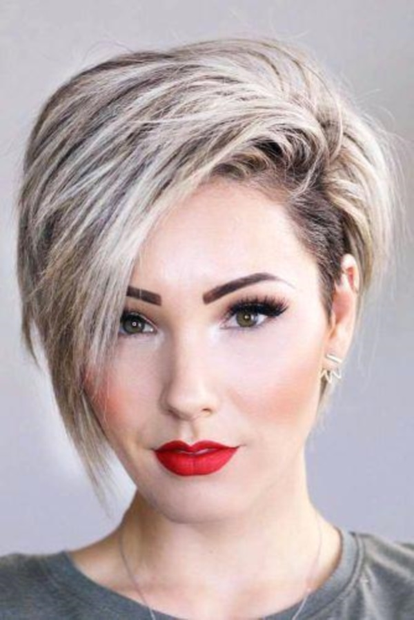 best-short-hairstyles-for-thick-hair-and-oval-face