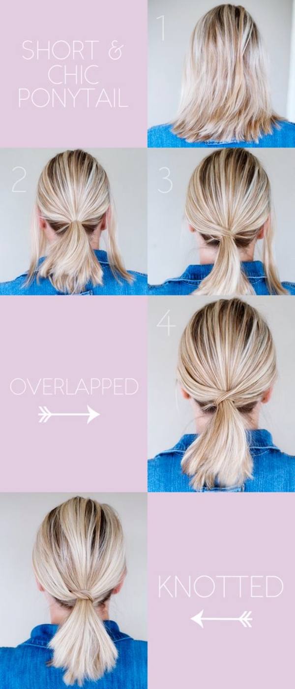 Easy-Hairstyles-for-Work-to-Get-Your-Day-Started