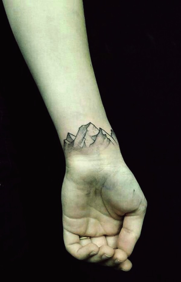 Small Wrist Tattoos with Powerful Meanings
