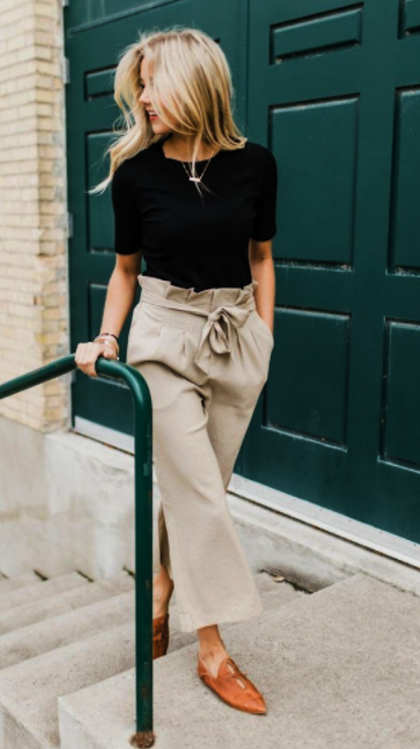 Cute Casual Work Outfits to Wear all day Long