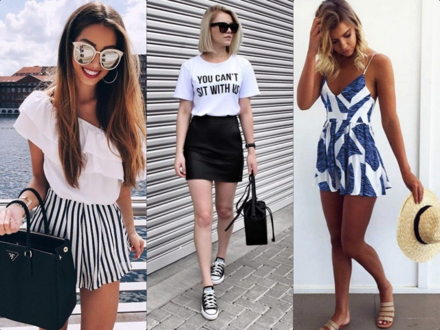 Casual Looks to Keep You Cool This Summer
