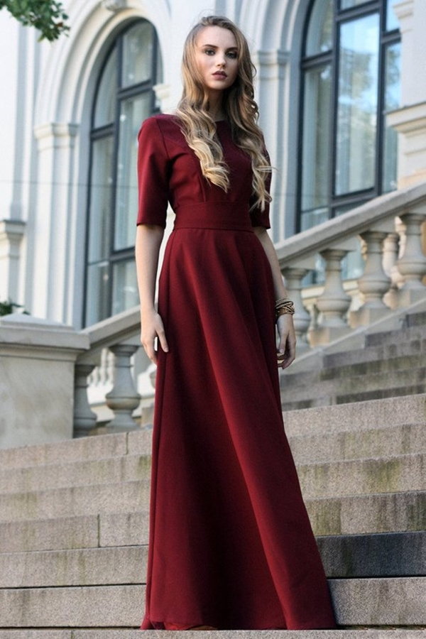 Polished-Outfits-to-Wear-to-a-Wedding-for-Women