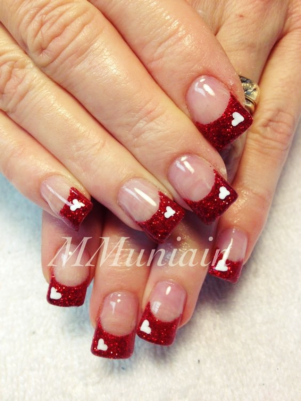 Lovely-Valentines-Day-Nail-Art-Designs