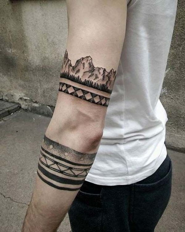 Tattoo Ideas Deep Meaning: 40 Small Tattoo Designs For Men With Deep Meanings