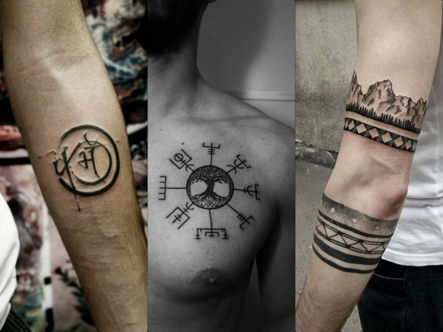 Small Tattoo Designs for Men with Deep Meanings