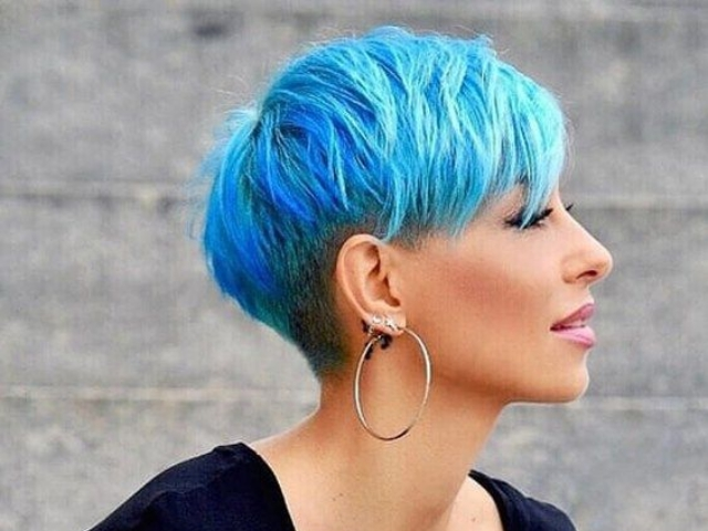 35 Different Hair Color Ideas For Short Hair Fashion Enzyme