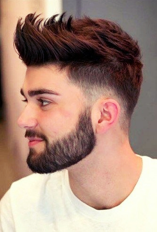 Popular Men's Hair Color Ideas