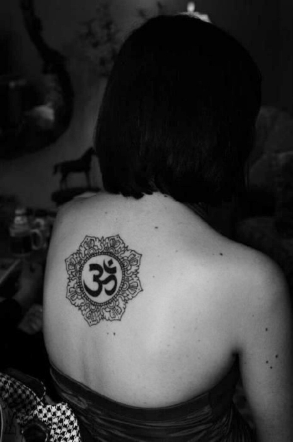 Spiritual OM Tattoo Designs