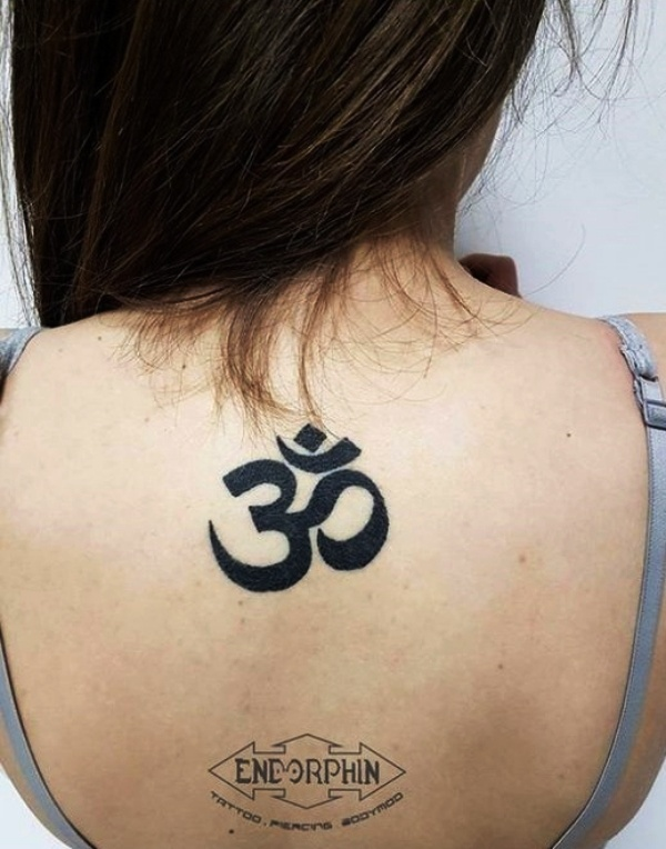 Spiritual OM Tattoo Designs