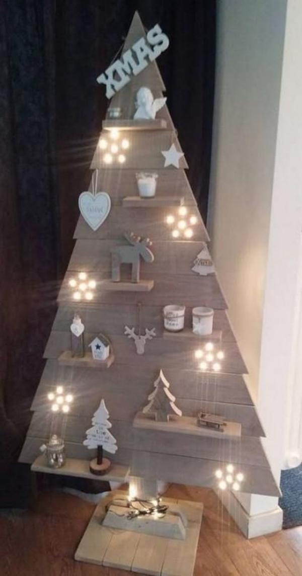 Beautiful DIY Christmas Tree Decorating Ideas