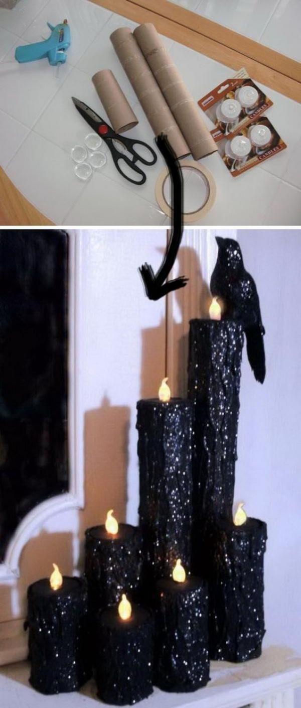 Spooky Indoor Halloween Decoration Ideas